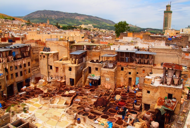 A jaunt through Morocco is one of many exciting holiday ideas you can act on this summer!