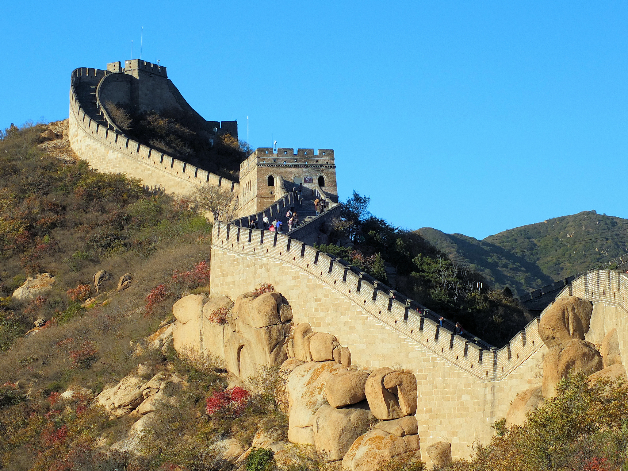 The Great Wall of China is definitely one of the best historical attractions in China