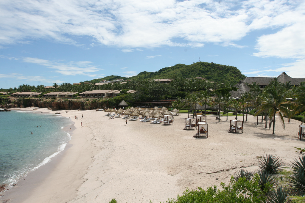 Punta Mita is one of the best beach towns in Mexico ... photo by CC user richardmoross on Flickr