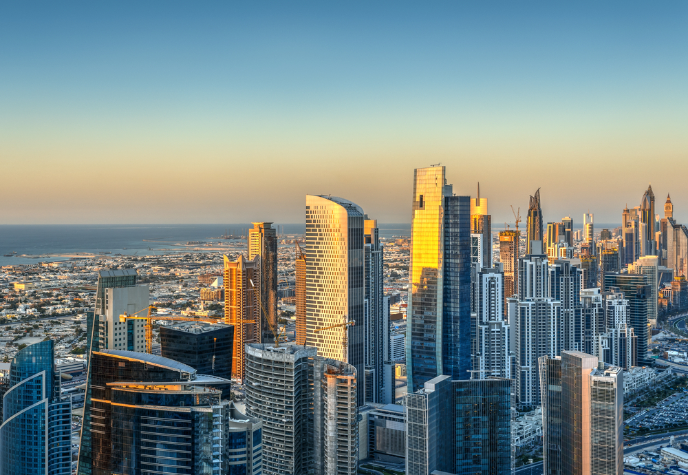 Travel in the Middle East includes places like Dubai